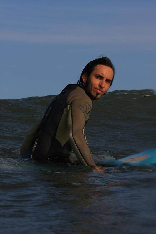 jay alders surfing with donavon frankenreiter in asbury