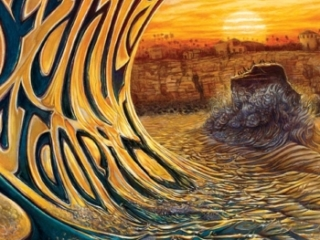 Slightly Stoopid Surf Art Album Cover for Everyday Life Everyday People